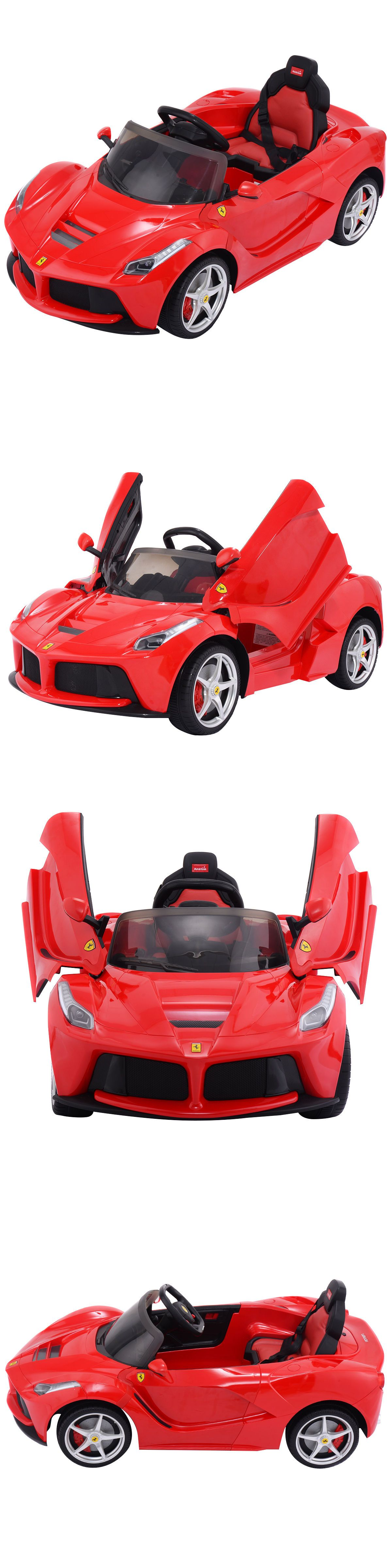 Toys car battery  Ride On Toys and Accessories  Laferrari V Kids Ride On Car