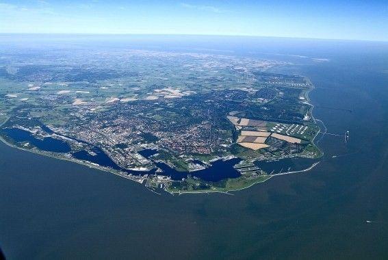 Wilhelmshaven, Germany--done