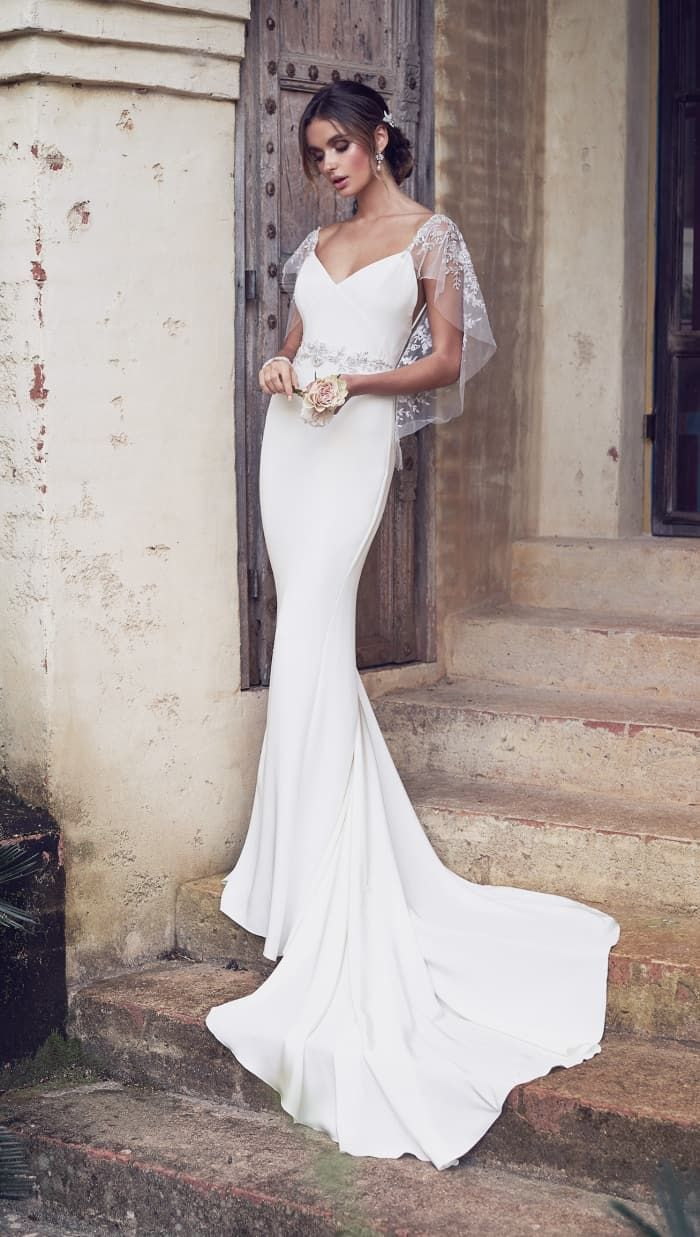 Anna Campbell Wedding Dresses Eva Dress Bohemian Designer