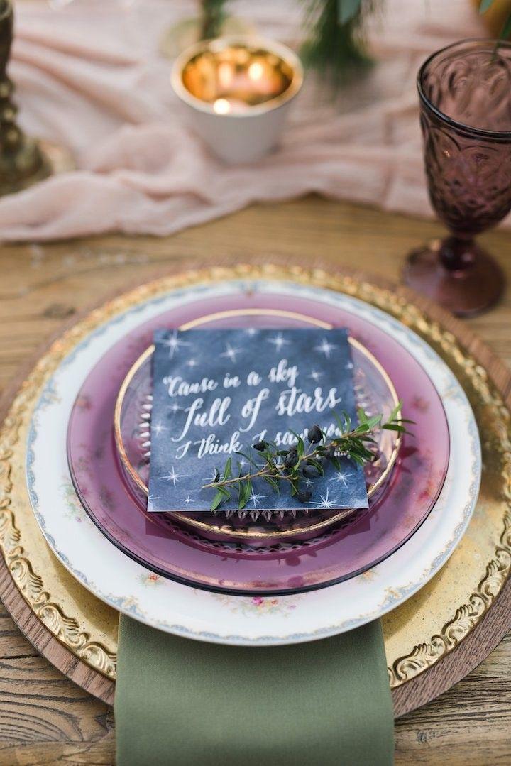wedding locations north california%0A California Wedding Inspired by Coldplay Lyrics