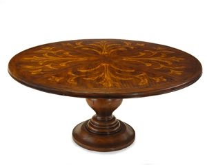 Shop For John Richard Villa Round Dining Table, And Other Dining Room  Dining Tables At High Country Furniture U0026 Design In Waynesville, NC   North  Carolina.
