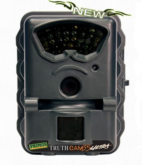 Truth Cam ULTRA 35 with WIDE Sensor - PRI-63014 - by PRIMOS