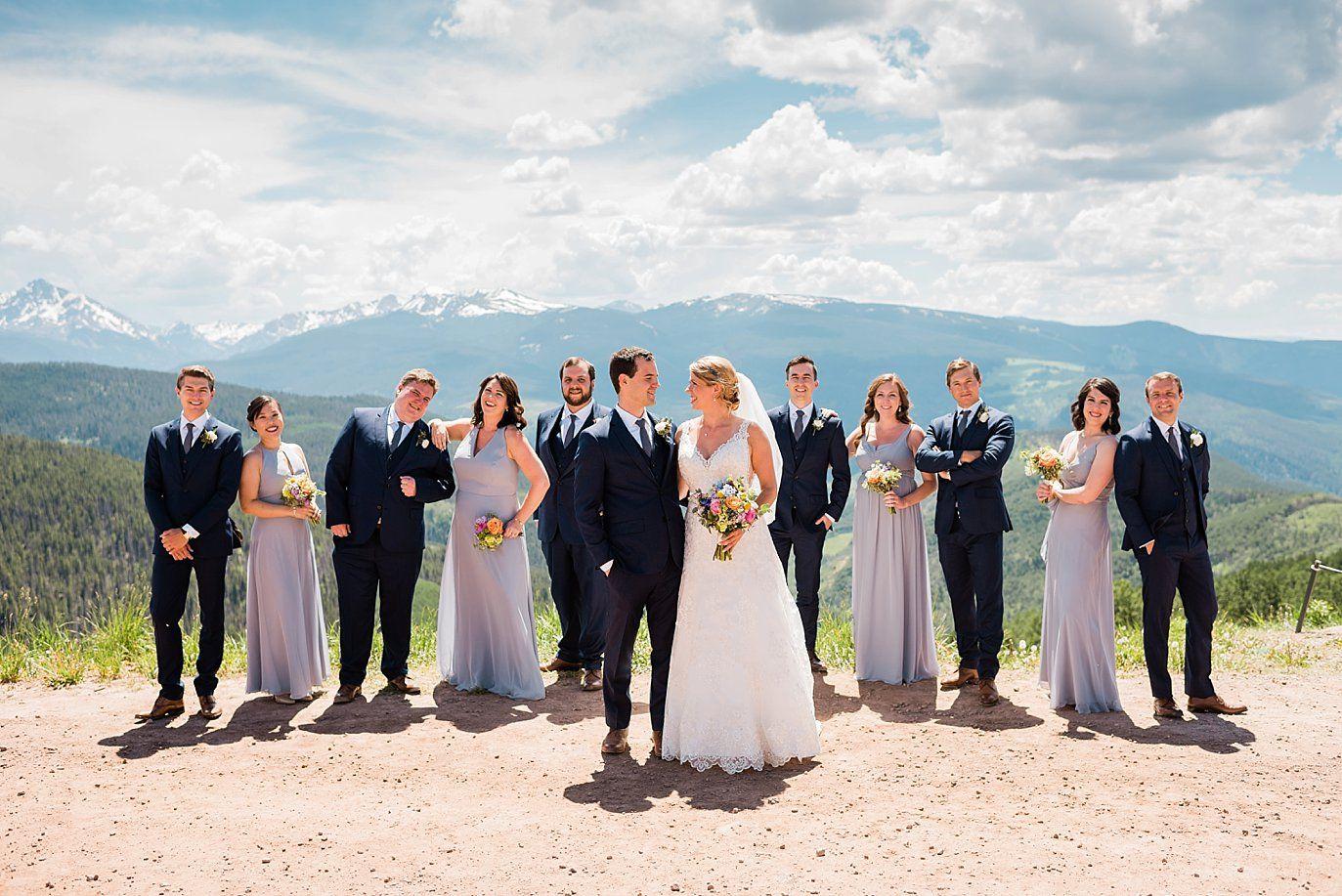 Photo of Summer Sonnenalp Hotel Vail Wedding, Photographe de mariage Vail, Mariage de montagne …