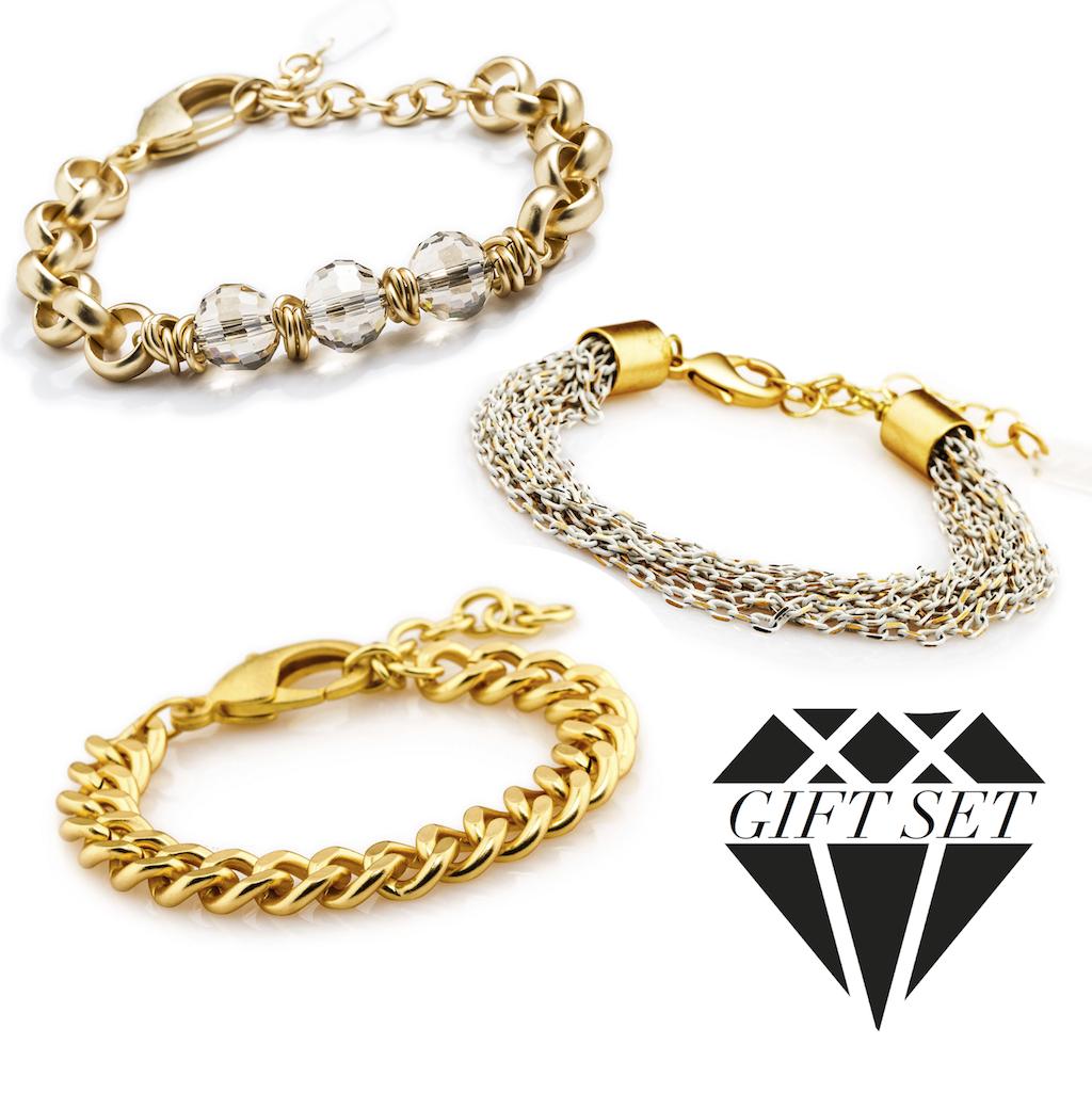 Gift set u gold luxury accessories grayling faves pinterest