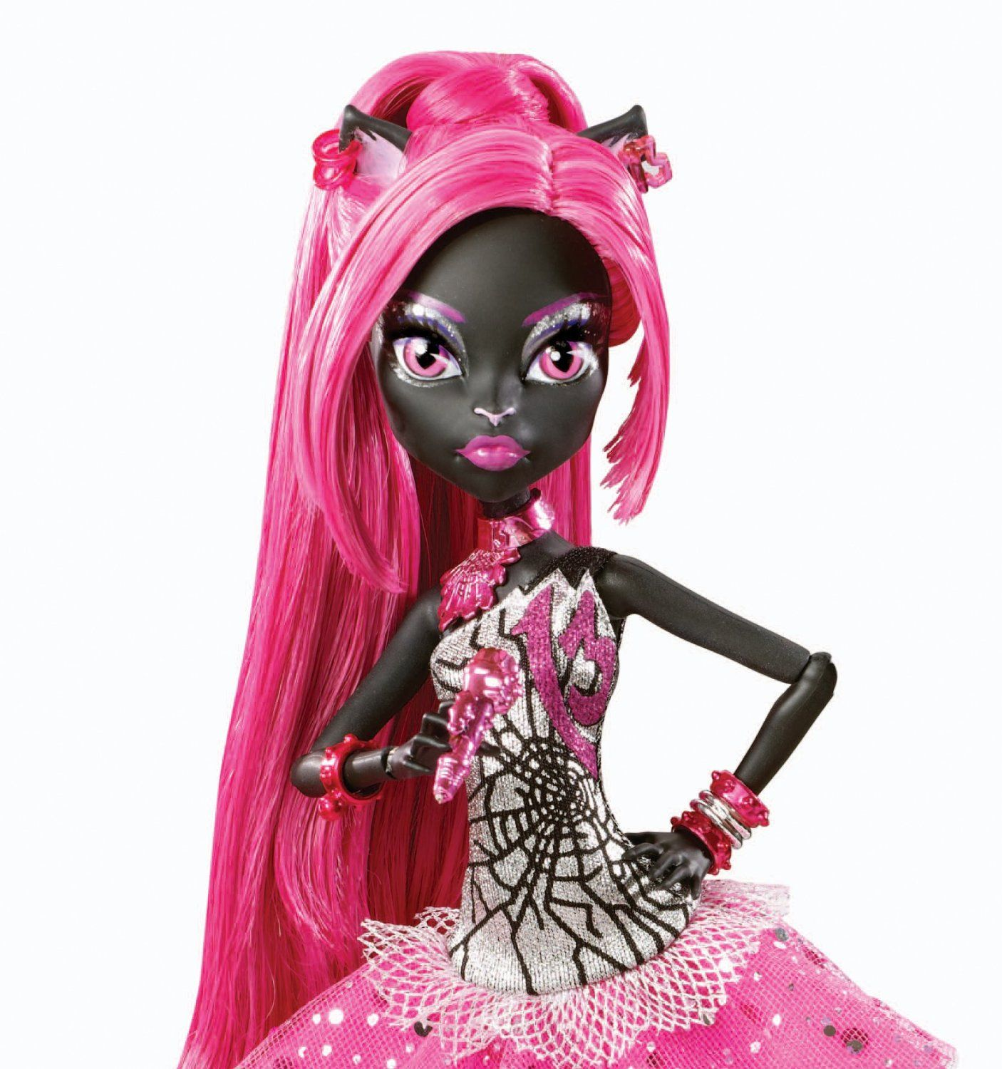 Monster High Catty Noir Doll  Ghouls Night Out  Ghouls Night