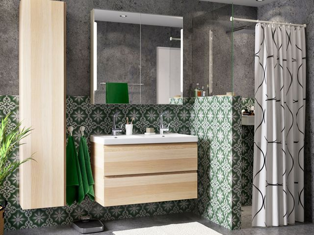 Salle de bains béton ciré : idées déco pour s\'inspirer | Beton ...