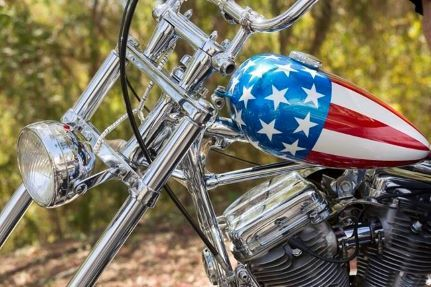 captain america from easy rider cars and bikes easy rider rh pinterest co uk