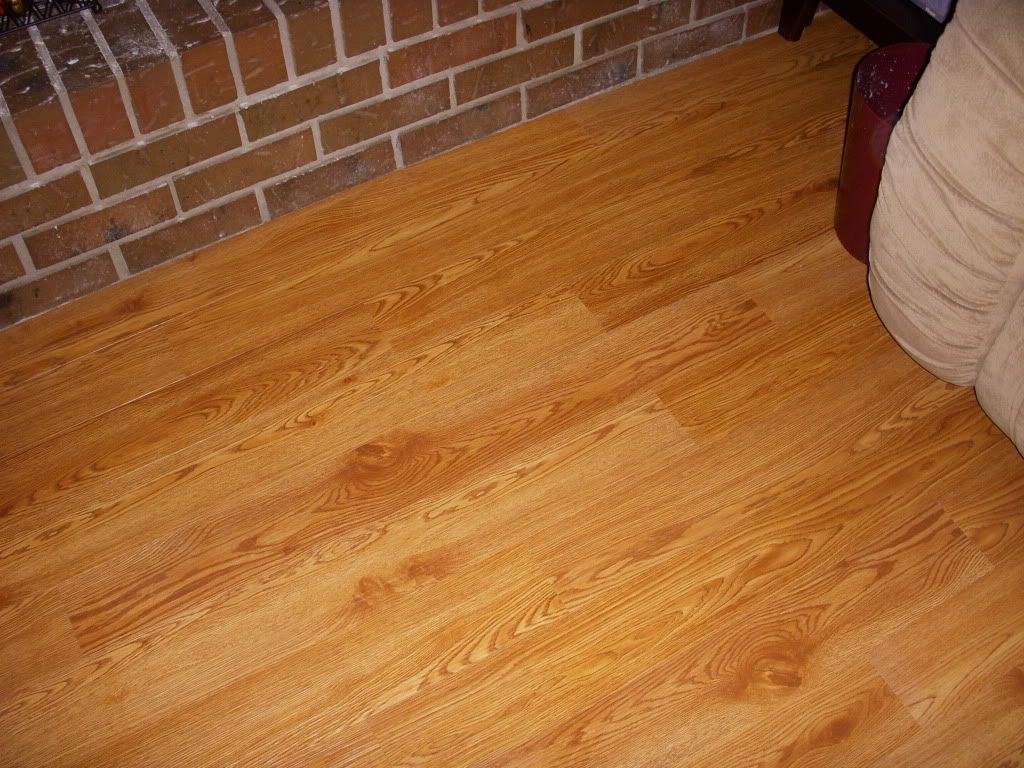 Allure Vinyl Plank Flooring
