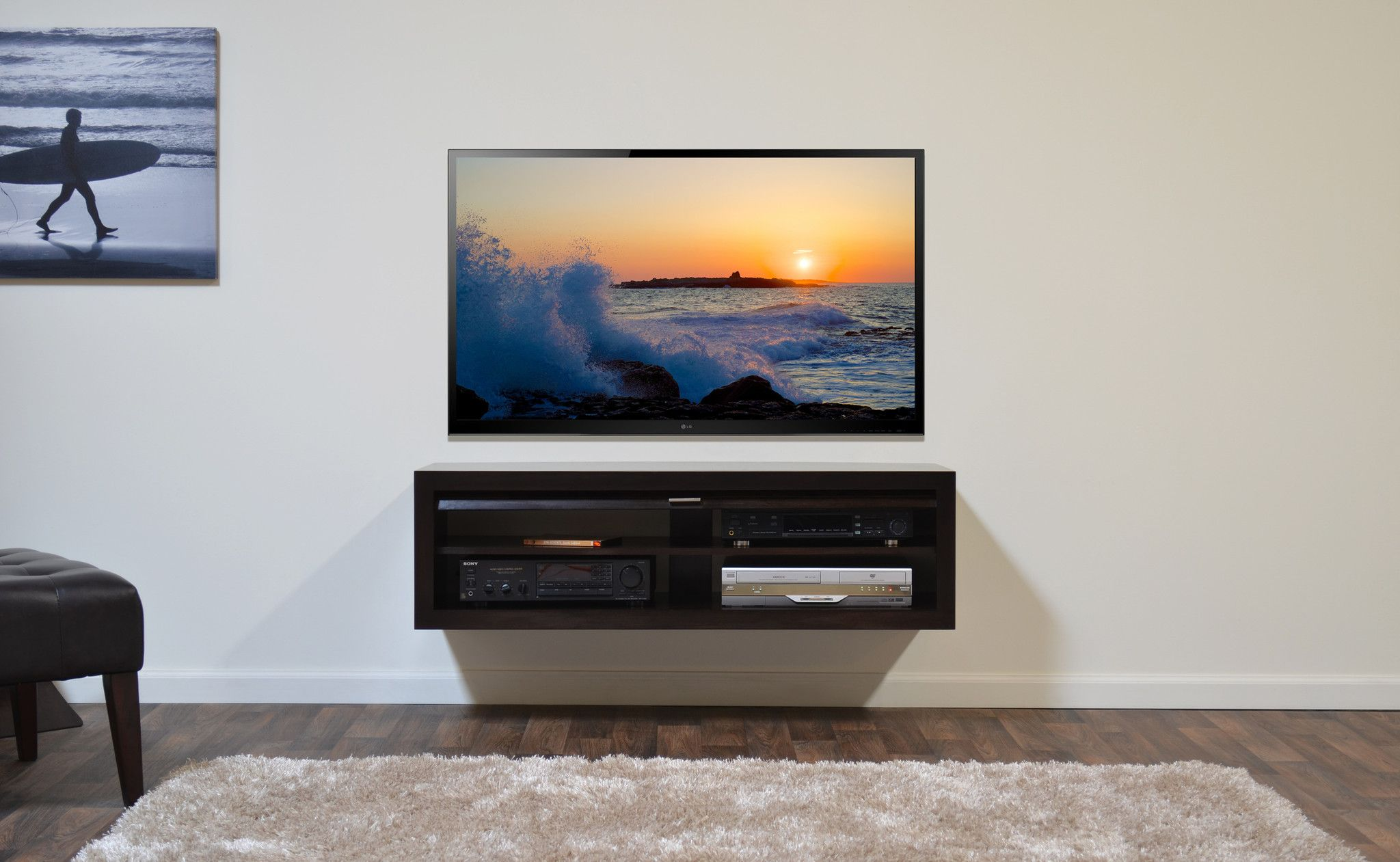 35 Best DIY TV Stand Ideas For