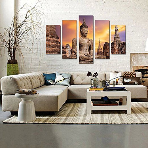 Here you can see beautiful home wall art décor in action Take a