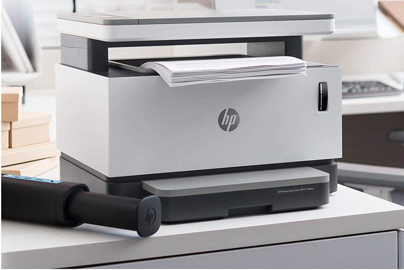 Hp Neverstop Laser Mfp 1200w Laser Printer Fast Print Laser