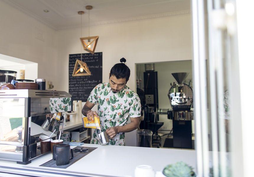 Wolfpack Coffee Roasters - Mortlake - Sydney