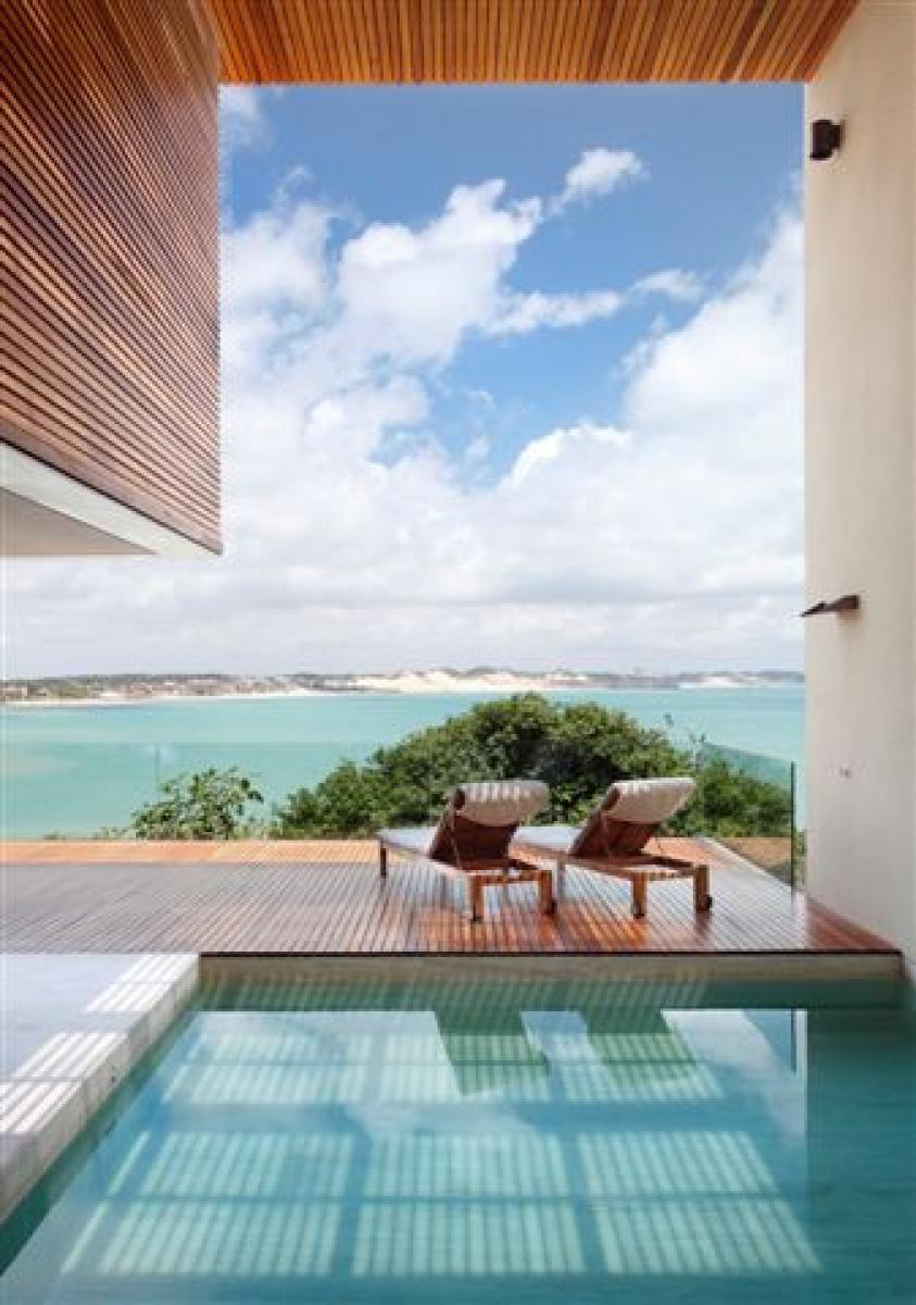 Dream house design Residncia RA Bernardes
