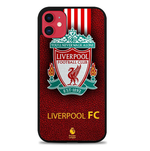 Logo Liverpool FJ0842 iPhone 11 Case