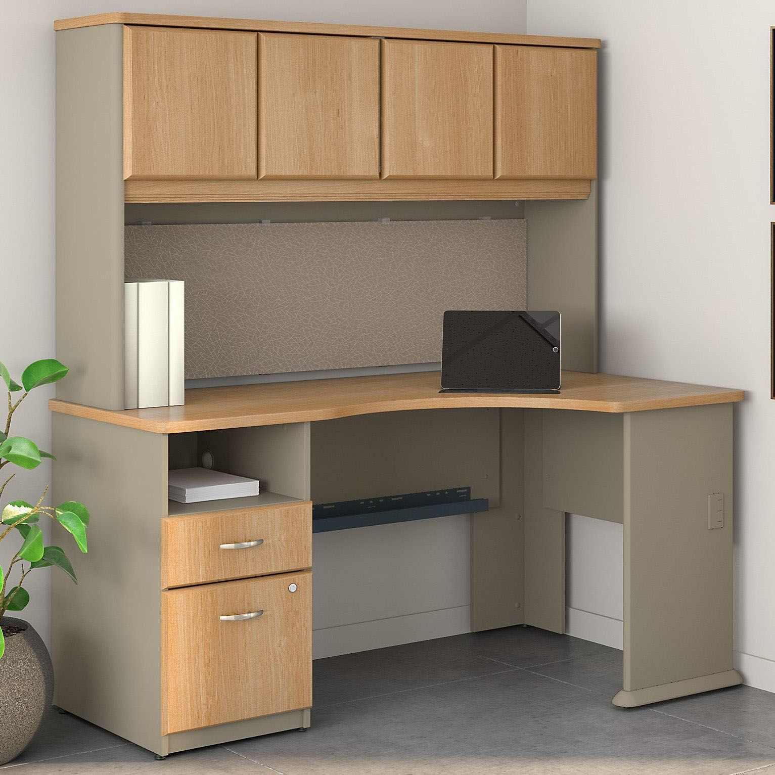Wonderful Corner Desk Overstock Exclusive On Interioropedia Com Modular Home Office Furniture Modern Office Furniture Desk L Shaped Corner Desk