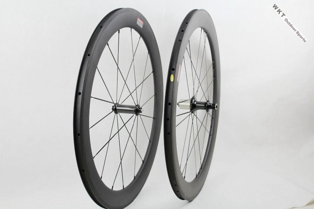 Free Shipping High Quality R36 Hub Carbon Wheels For Road Bike 38 50 60 88mm Depth 23mm Width Clincher Tubular Wheelset Cheap Ca Road Bike Road Bicycle Bike