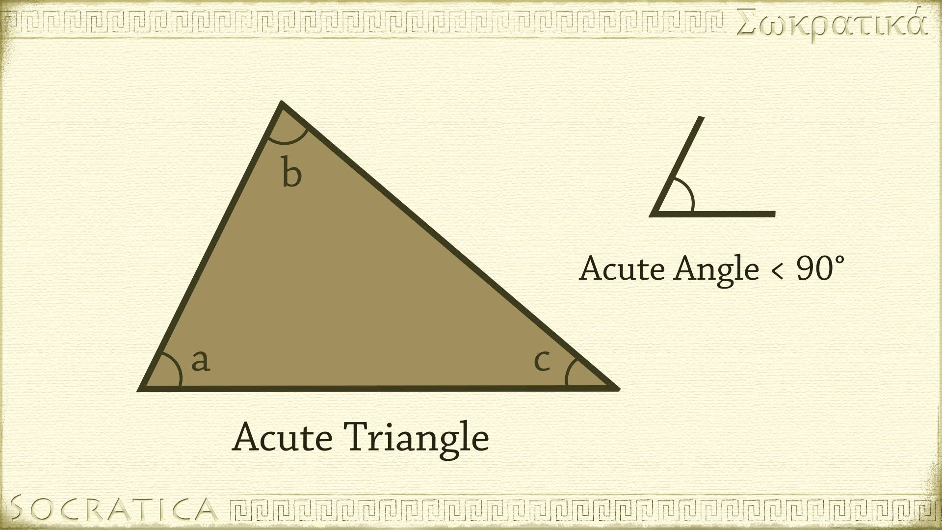 Geometry Introduction To Triangles