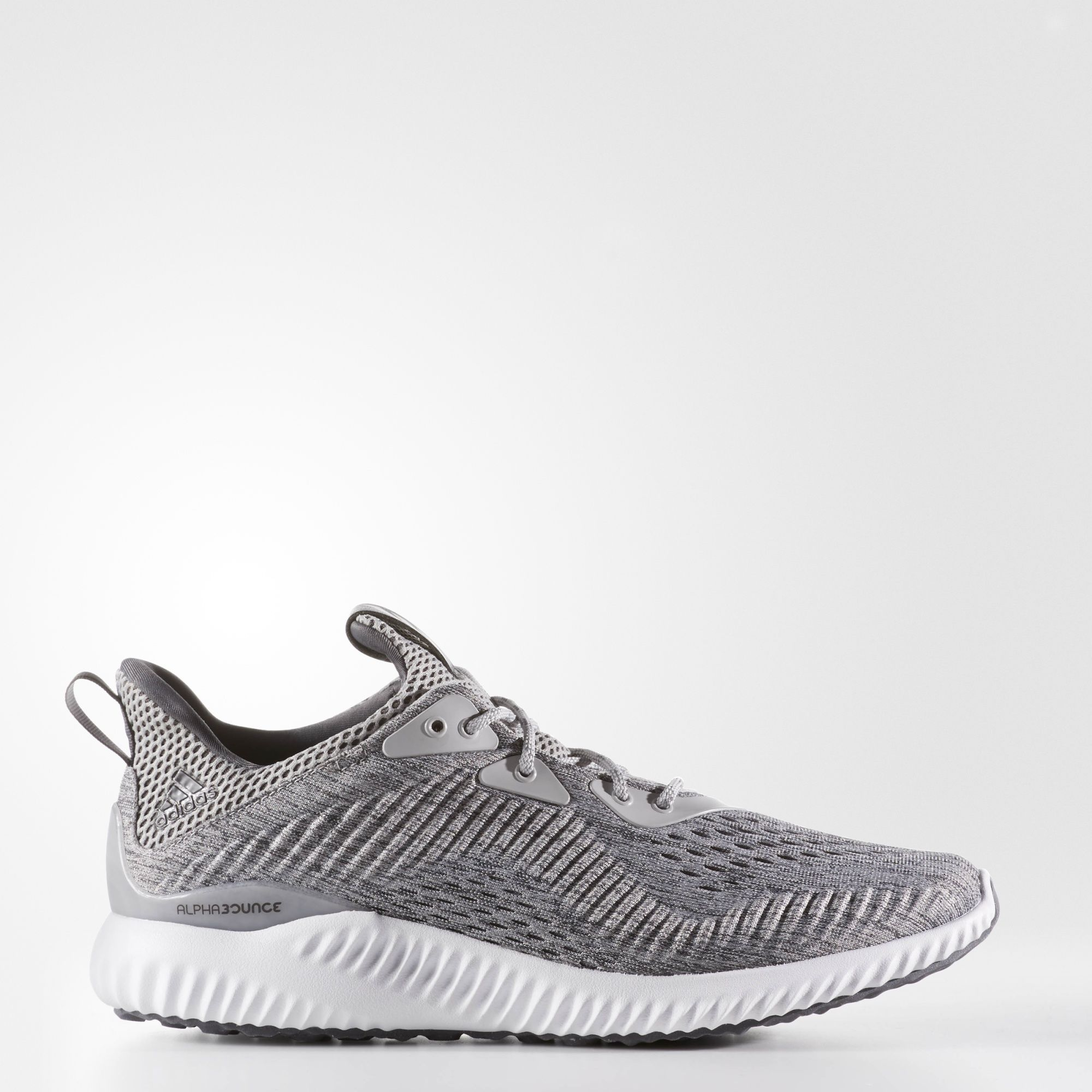 Adidas Alphabounce Em Shoes Running Shoes For Men Mesh Shoes