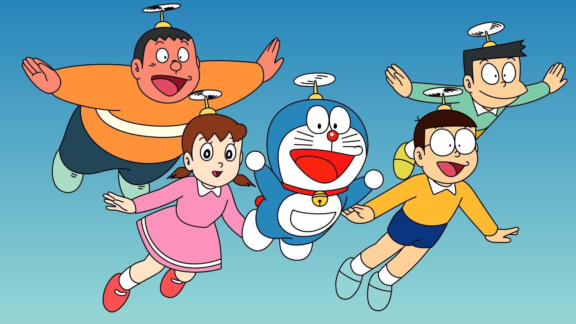 Doraemon D Wallpapers Wallpaper 1024×768 Doraemon Images