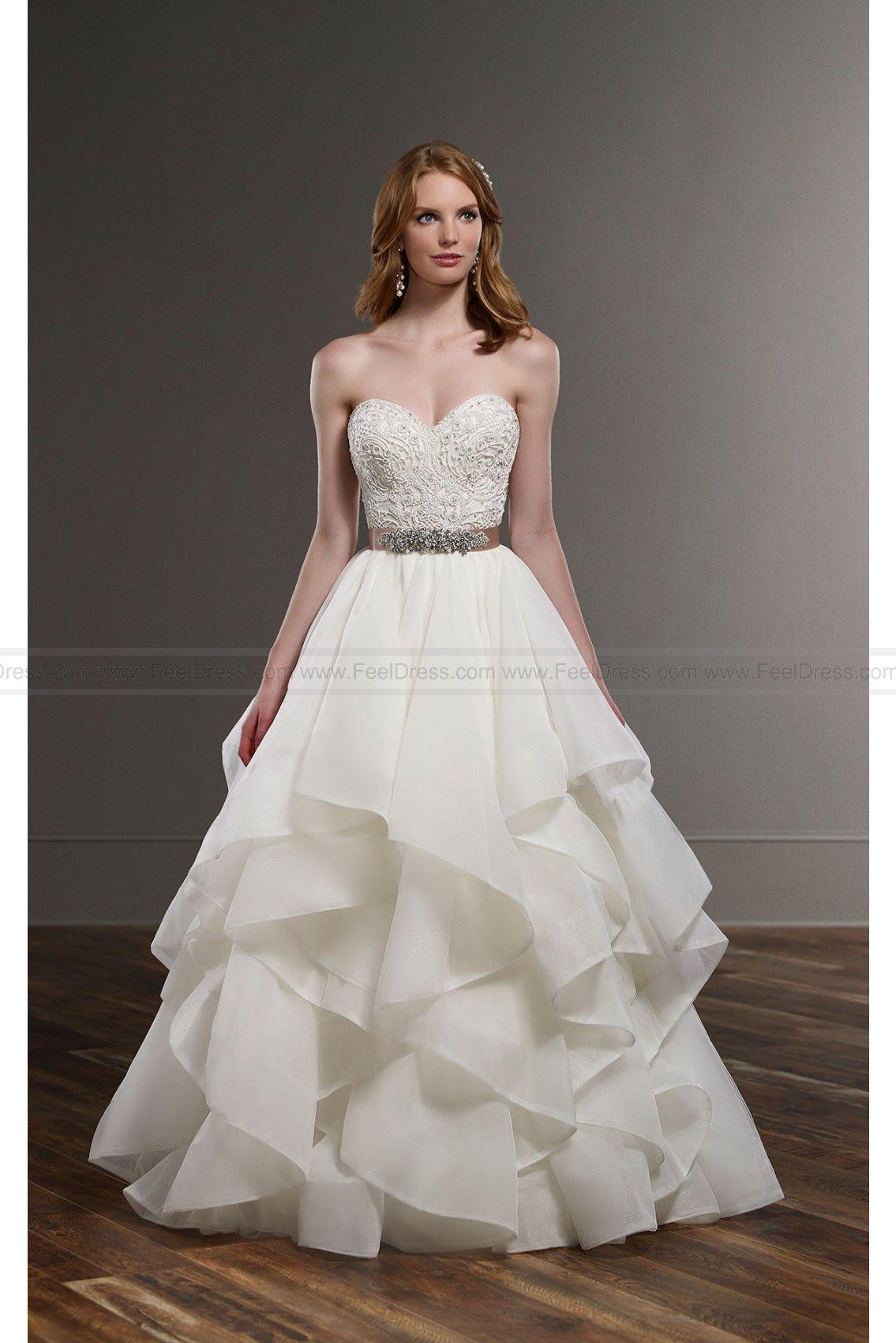 Martina Liana Separates Wedding Gown Style CARYS+STEVIE