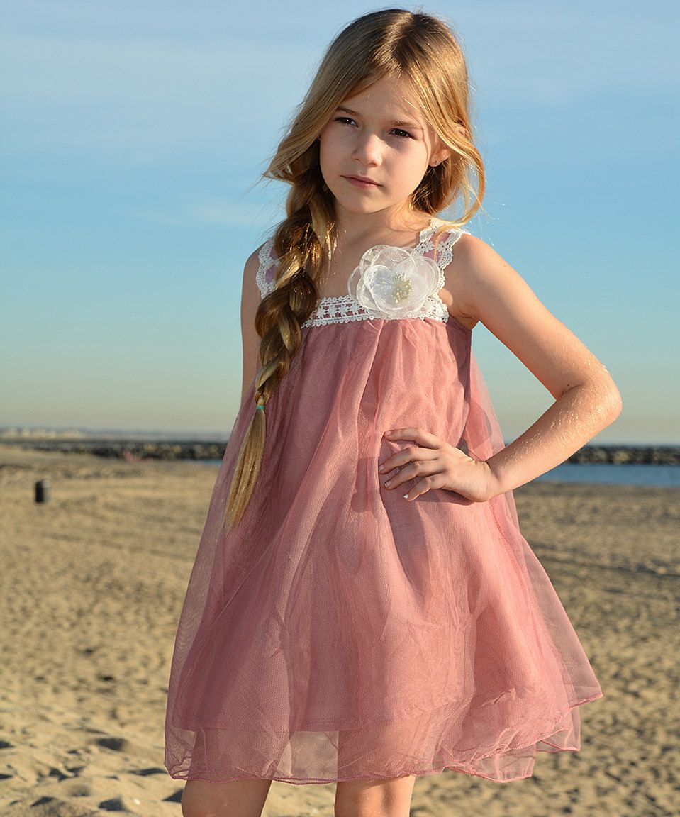 Love This Pink Victoria Vintage Dress Toddler Amp Girls By