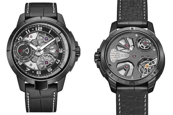 Armin Strom - Edge Double Barrel   New watches   WorldTempus