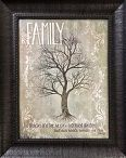 """Family, Like Branches  16"""" x 20"""""""