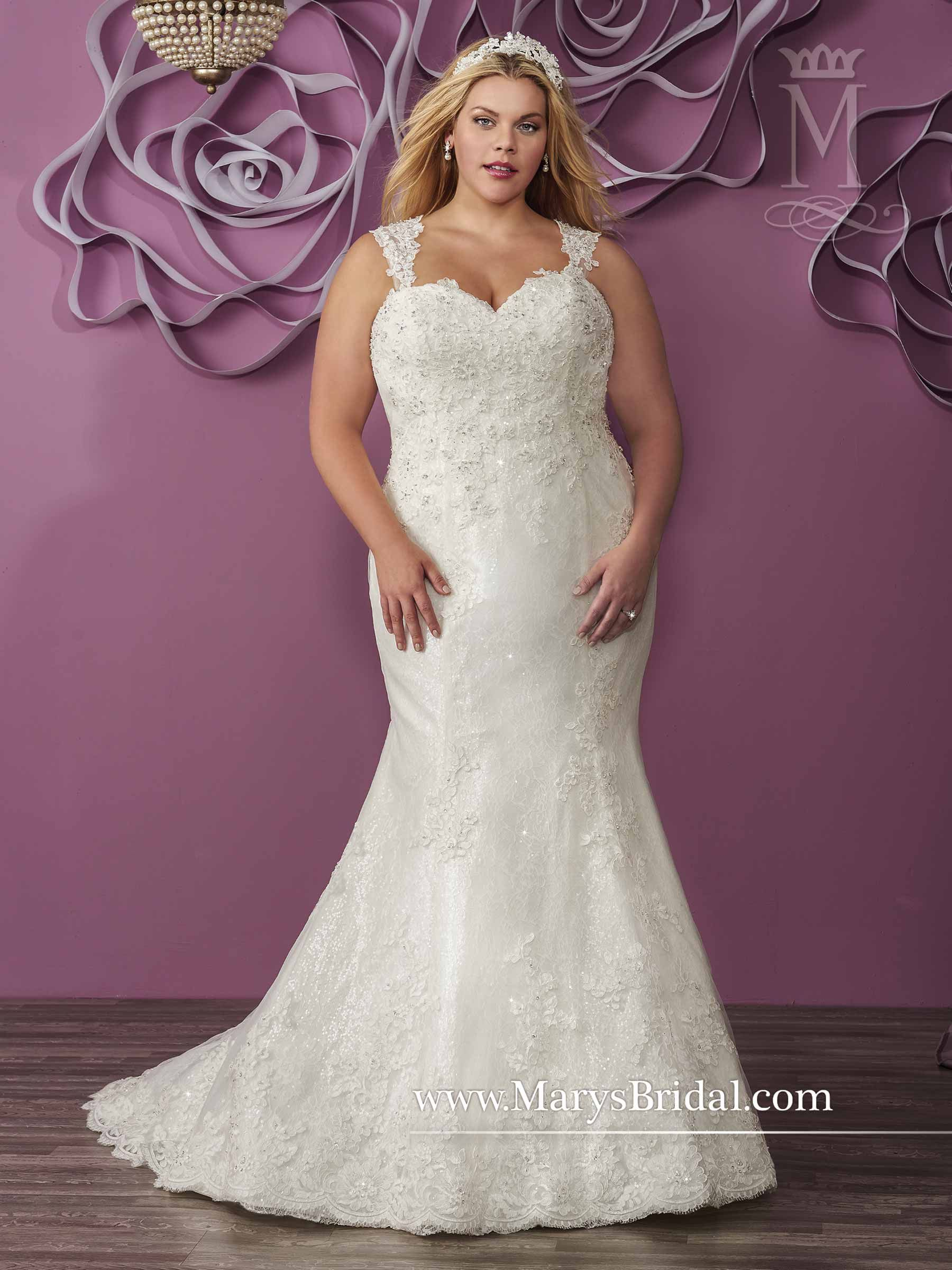 00c9b22852b3 Marys Bridal Plus Size Wedding Dresses - raveitsafe