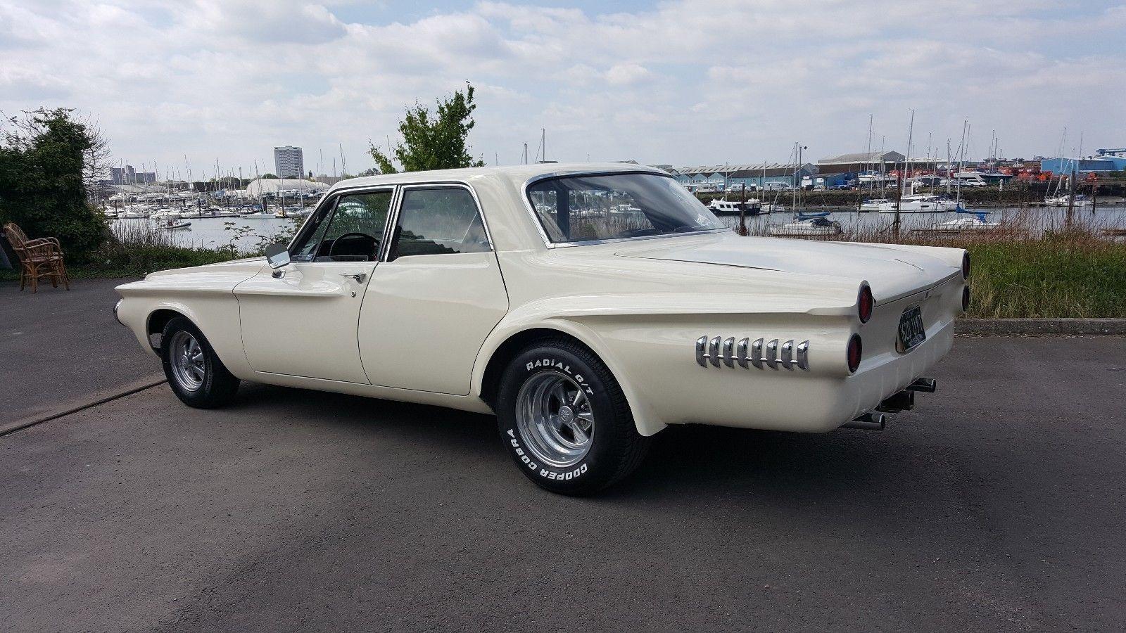 ebay dodge dart 1962 mopar v8 auto usa car american cars rh pinterest es