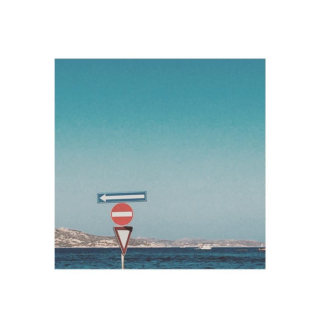 Shortcut #sea #sky #instapic