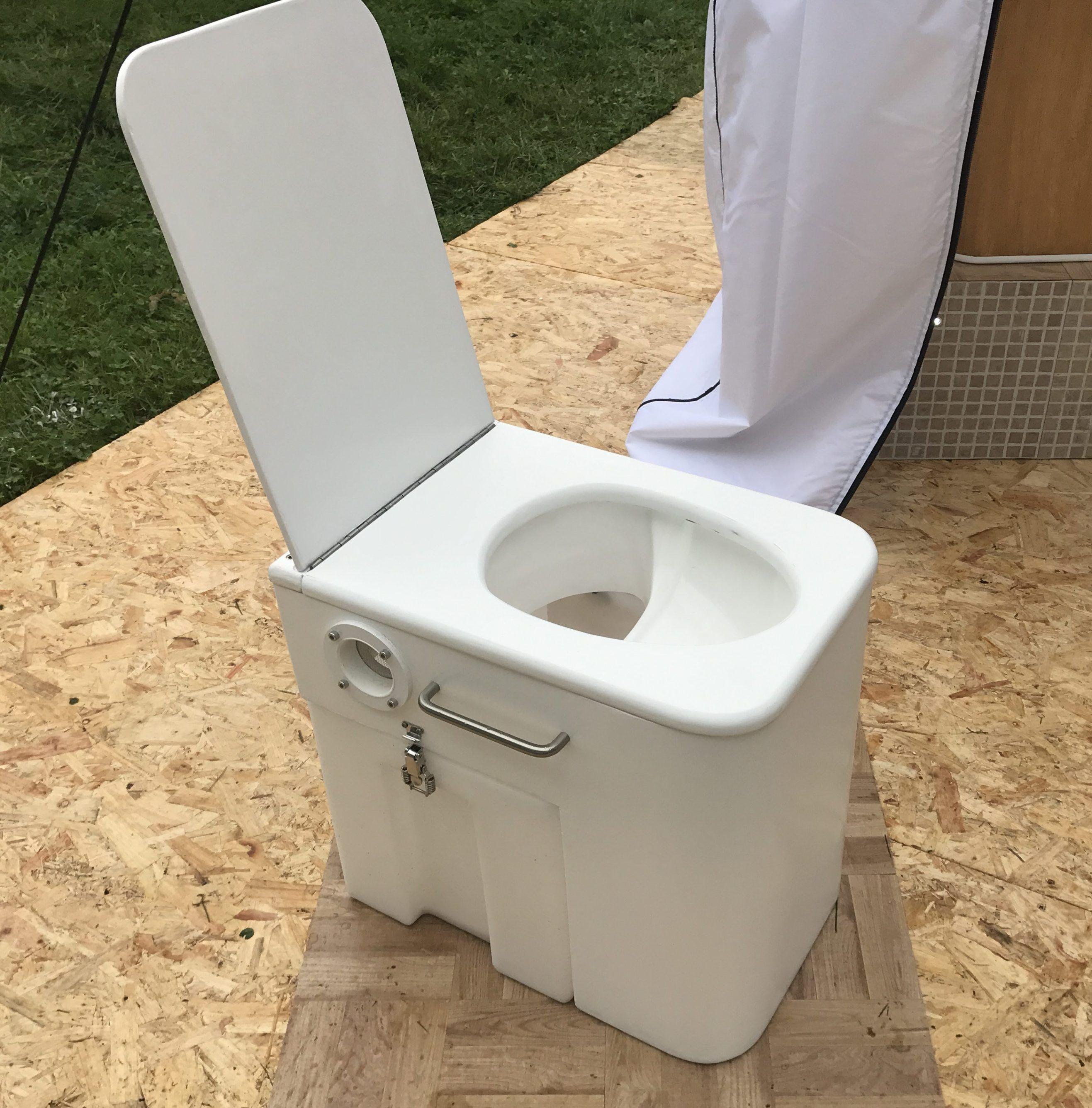 Kildwick Koodle Free Standing Compost Toilet The Little