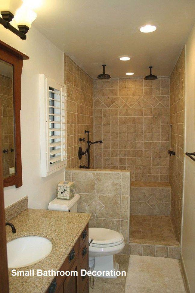 15 decor and design ideas for small bathrooms 1 bathroom decor rh pinterest com
