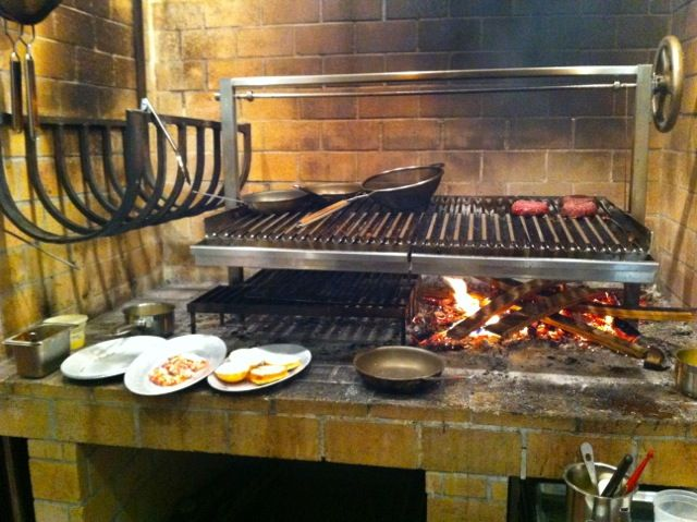 Wood Fire Grill Bbq Pinterest Fire Grill Grilling
