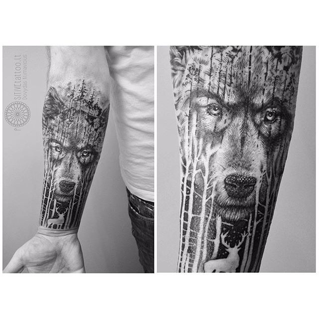 Account Suspended Wolf Tattoos Wolf Tattoo Sleeve Forest Tattoos