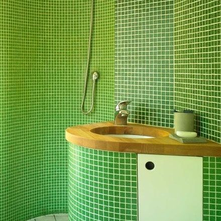 click pic for 30 small bathroom ideas on a budget | all in