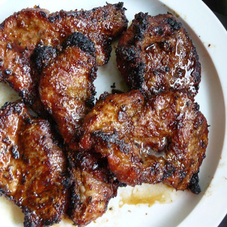 Over Baked Country Style Ribs: Vietnamese Restaurant-Style Grilled Lemongrass Pork Recipe