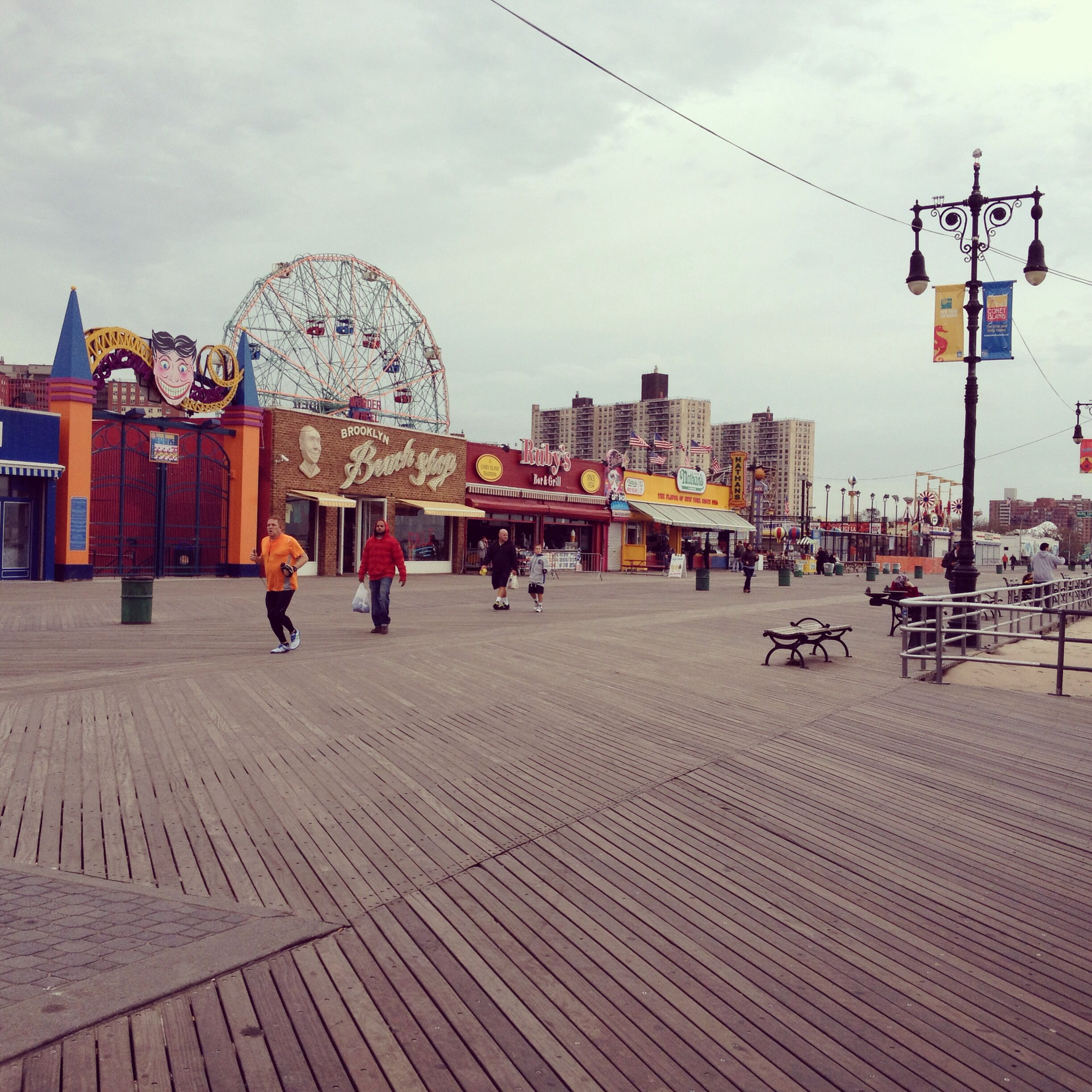 Coney Island Summer In Nyc Coney Island Boardwalk Theme