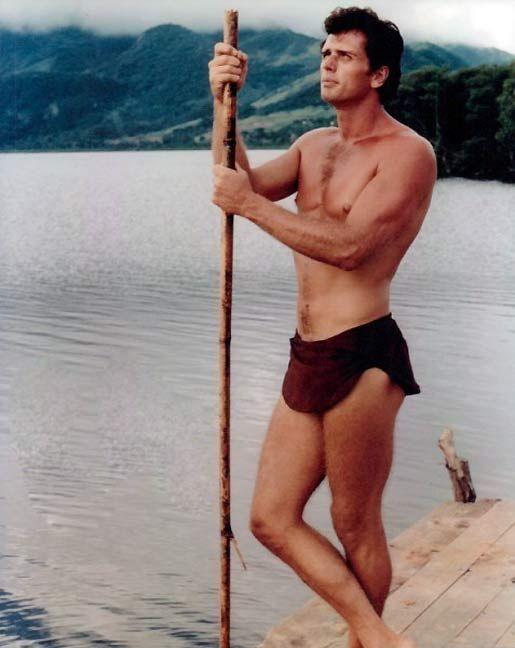 Actors Who Have Played Tarzan   Tarzan - Ron Ely   Tarzan