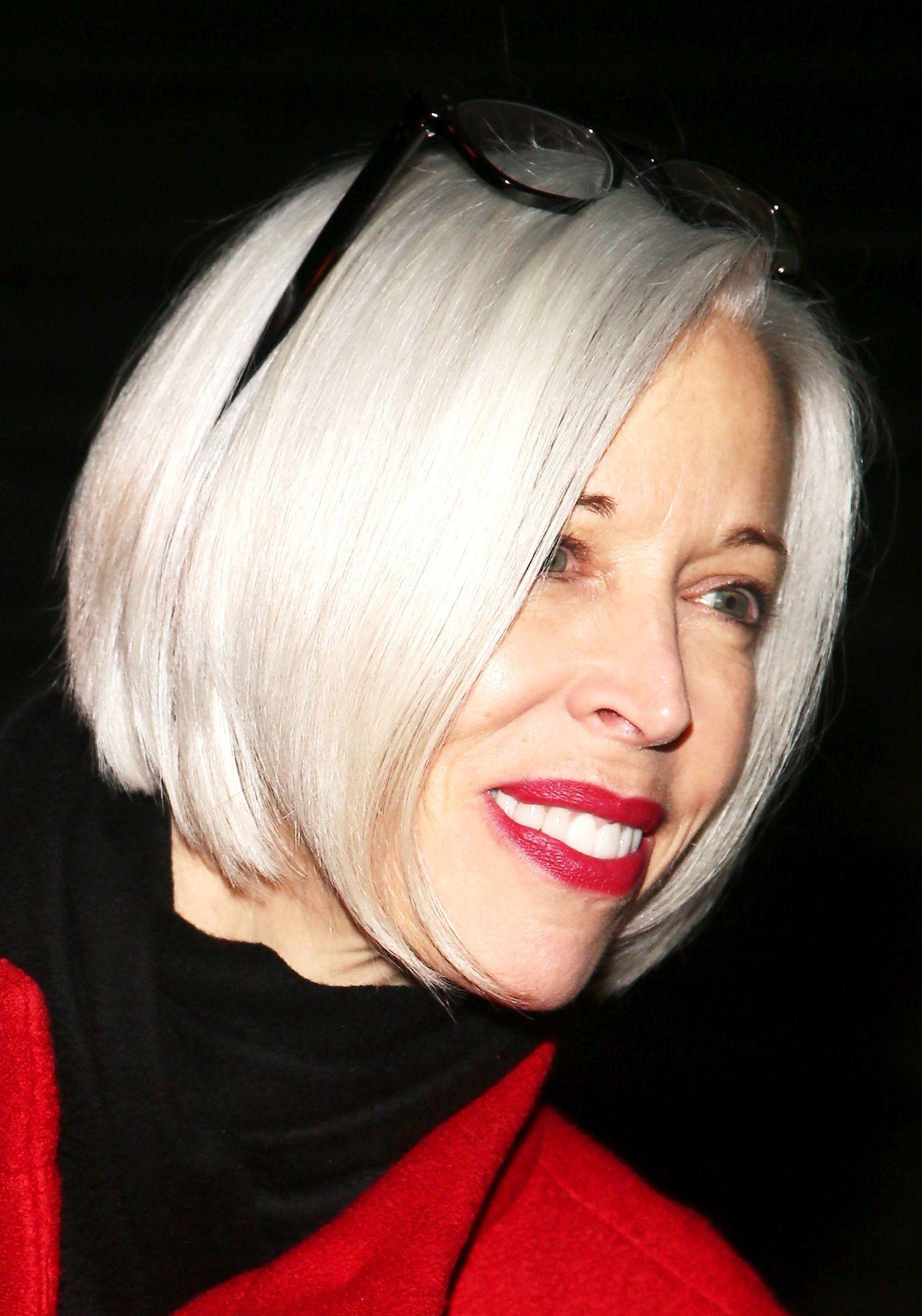 Pin by Kelly Kopp on Haircut ideas Coiffure femme 60 ans