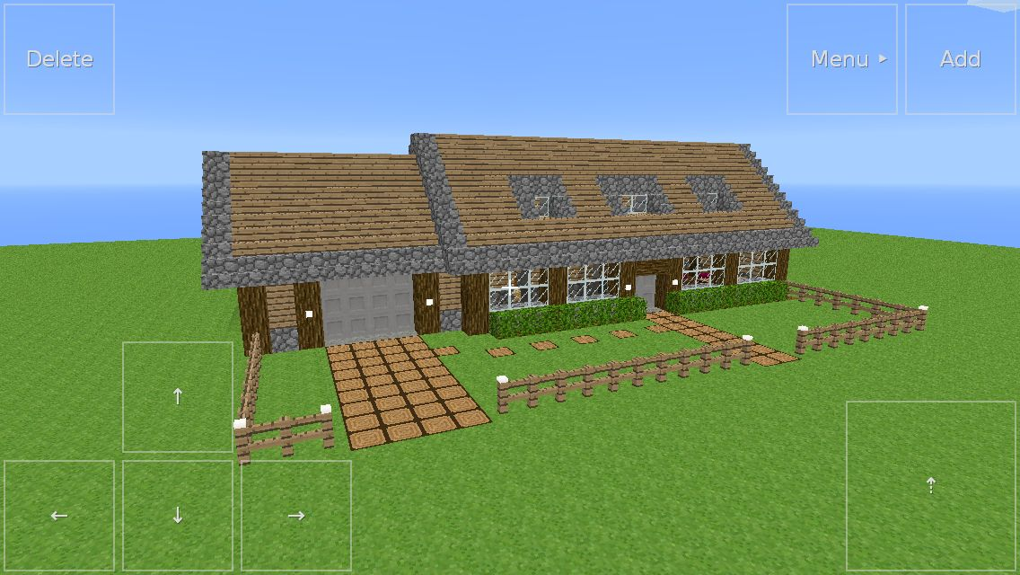 Minecraft village house Minecraft village house