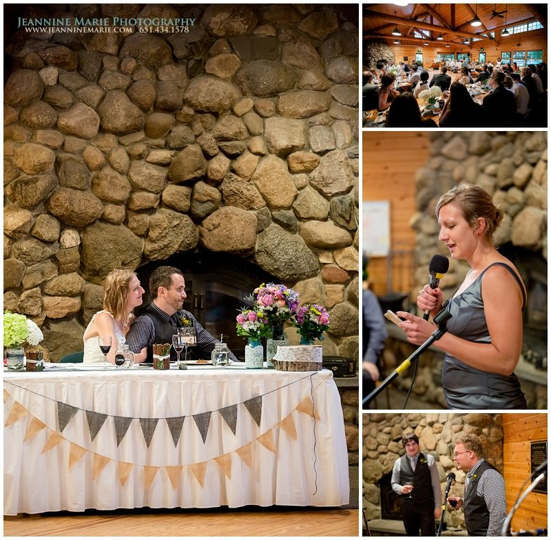 wedding reception places in twin cities%0A Bride and groom u    s first look at Baker Park Near Wilderness Settlement in  the Twin Cities  Photographed by Saint Paul wedding photographer Jeannine  u