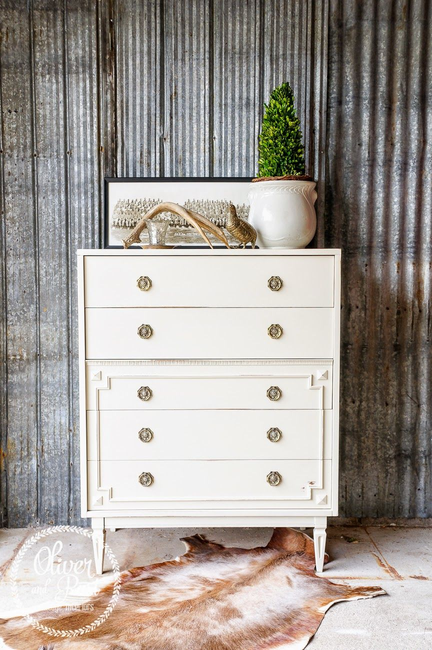 oliver and rust painted furniture dresser refinish wood rh pinterest com