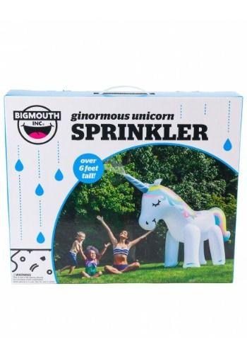 Giant Inflatable Unicorn Yard Sprinkler Inflatable Giant