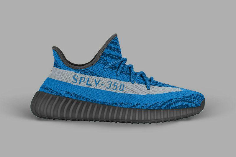 c4132a1a3 Adidas Yeezy Boost 350 V2 NBA Concept Orlando Magic