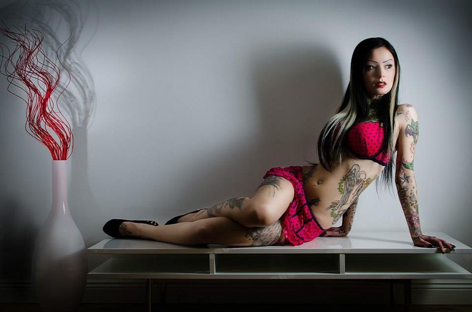 Vicky Vamp Nackt