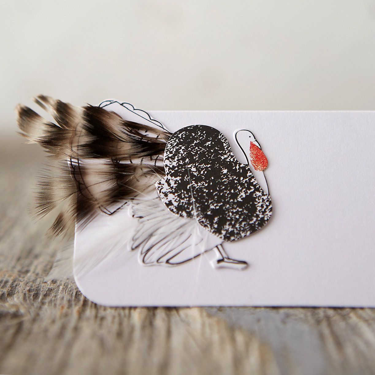 Turkey Trot Placecards