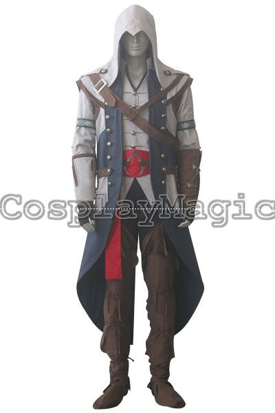 Assassin S Creed Iii Connor Kenway Cosplay Assassins Creed