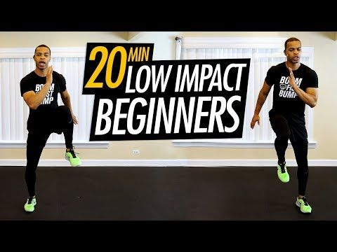 20 minute low impact cardio workout for beginners