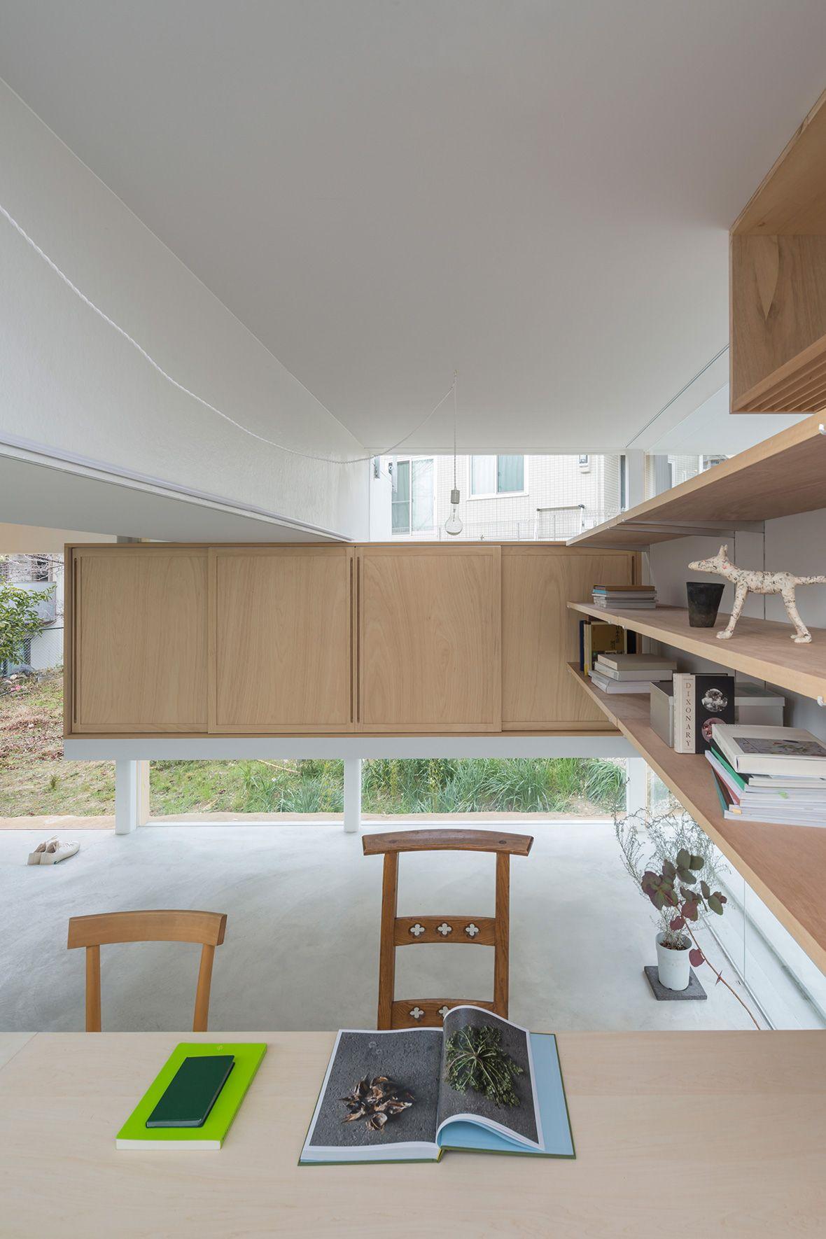 House House in Toyonaka Tato Architects