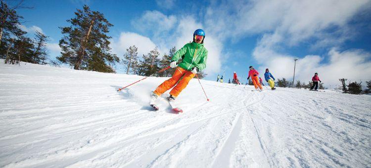 Viaje Laponia Fin de Año Esquí en Ylläs